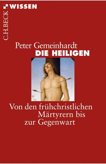 Cover: Peter Gemeinhardt, Die Heiligen