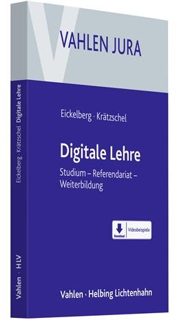Abbildung von Eickelberg / Krätzschel | Digitale Lehre | 1. Auflage | 2021 | beck-shop.de