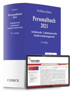 Abbildung von Küttner | Personalbuch 2021 | 28. Auflage | 2021 | beck-shop.de