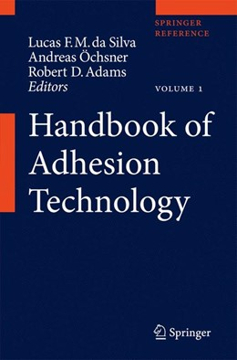 Abbildung von Silva / Öchsner / Adams   Handbook of Adhesion Technology   2011