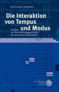 Abbildung von Petrova | Die Interaktion von Tempus und Modus | 2008