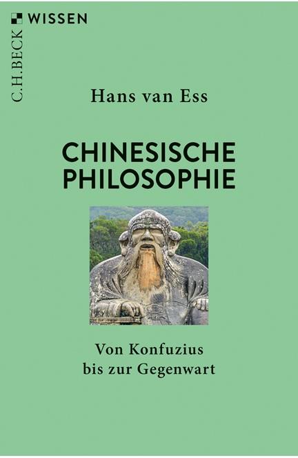 Cover: Hans Ess, Chinesische Philosophie