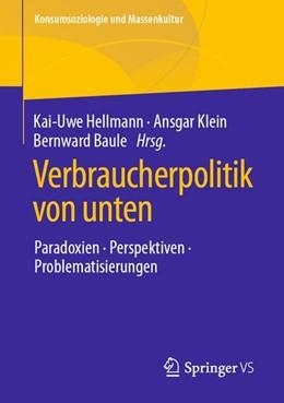 Abbildung von Hellmann / Klein   Verbraucherpolitik von unten   1. Auflage   2020   beck-shop.de