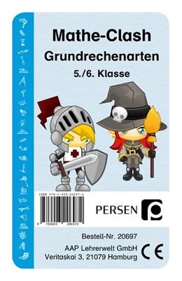 Abbildung von Halen | Mathe-Clash: Grundrechenarten | 1. Auflage | 2020 | beck-shop.de