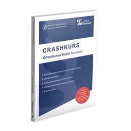 Abbildung von Kues | CRASHKURS Öffentliches Recht - Sachsen | 4. Auflage | 2020 | beck-shop.de