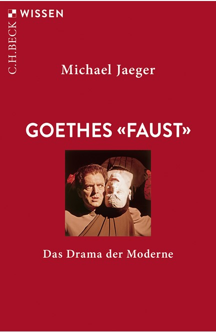 Cover: Michael Jaeger, Goethes 'Faust'