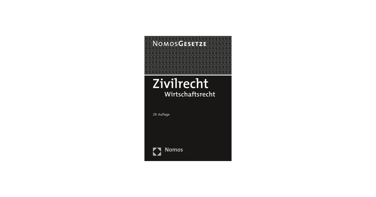 Zivilrecht 29 Auflage 2020 Beck Shop De