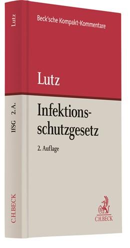 Abbildung von Lutz   Infektionsschutzgesetz - IfSG   2. Auflage   2020   beck-shop.de