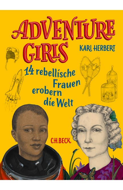 Cover: Kari Herbert, Adventure Girls