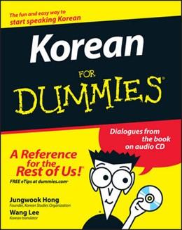 Abbildung von Hong | Korean For Dummies | 2008