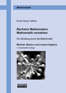 Abbildung von Haffner | Bachelor Mathematics . Mathematik verstehen | 3. Auflage | 2020 | beck-shop.de