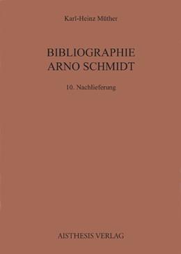 Abbildung von Müther   Bibliographie Arno Schmidt   2008