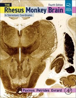 Abbildung von Paxinos / Petrides   The Rhesus Monkey Brain in Stereotaxic Coordinates   4. Auflage   2021   beck-shop.de