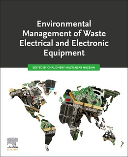 Abbildung von Hussain | Environmental Management of Waste Electrical and Electronic Equipment | 1. Auflage | 2021 | beck-shop.de