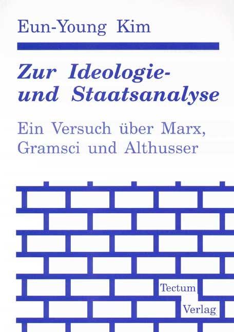 Abbildung von Kim | Zur Ideologie- und Staatsanalyse | 1995