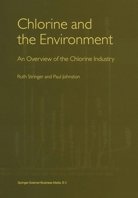 Abbildung von Stringer / Johnston | Chlorine and the Environment | 2001