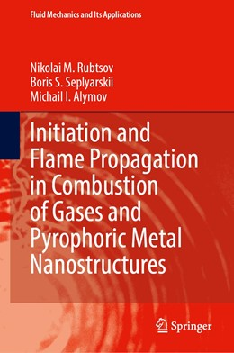 Abbildung von Rubtsov / Seplyarskii | Initiation and Flame Propagation in Combustion of Gases and Pyrophoric Metal Nanostructures | 1. Auflage | 2020 | 123 | beck-shop.de