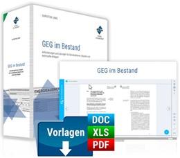 Abbildung von Dipl.-Ing. (FH) MA. Uske   GEG im Bestand   1. Auflage   2020   beck-shop.de