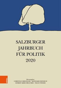 Abbildung von Dirninger / Kriechbaumer | Salzburger Jahrbuch für Politik 2020 | 1. Auflage | 2020 | beck-shop.de