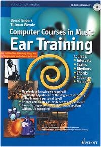 Abbildung von Enders / Weyde | Computer Courses in Music Ear Training | 2002