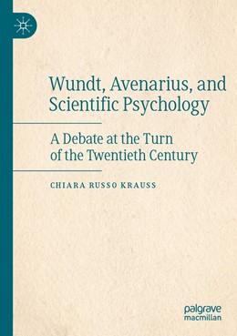 Abbildung von Russo Krauss   Wundt, Avenarius, and Scientific Psychology   1. Auflage   2020   beck-shop.de