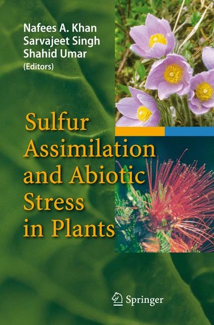 Abbildung von Khan / Singh / Umar | Sulfur Assimilation and Abiotic Stress in Plants | 2008