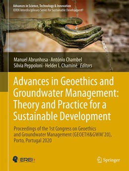 Abbildung von Abrunhosa / Chambel | Advances in Geoethics and Groundwater Management : theory and practice for a sustainable development | 1. Auflage | 2020 | beck-shop.de