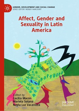 Abbildung von Macón / Solana | Affect, Gender and Sexuality in Latin America | 1. Auflage | 2021 | beck-shop.de
