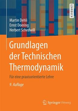 Abbildung von Dehli / Doering | Grundlagen der Technischen Thermodynamik | 9. Auflage | 2020 | beck-shop.de