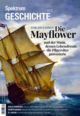 Abbildung von Spektrum Geschichte - Die Mayflower | 1. Auflage | 2020 | beck-shop.de