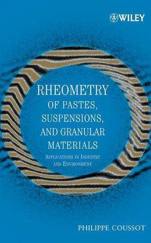 Abbildung von Coussot | Rheometry of Pastes, Suspensions, and Granular Materials | 1. Auflage | 2005