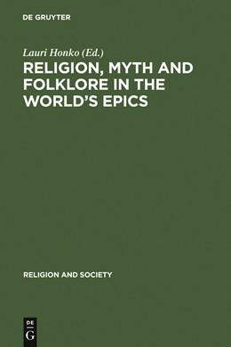 Abbildung von Honko   Religion, Myth and Folklore in the World's Epics   Reprint 2011   1990