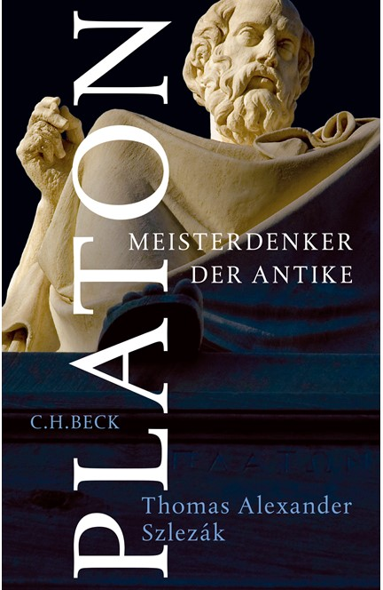 Cover: Thomas A. Szlezák, Platon