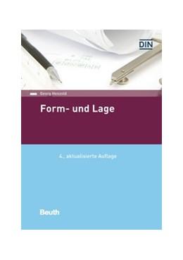 Abbildung von Henzold   Form und Lage   4. Auflage   2020   beck-shop.de