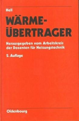 Abbildung von Hell   Wärmeübertrager   Neuausgabe   1992