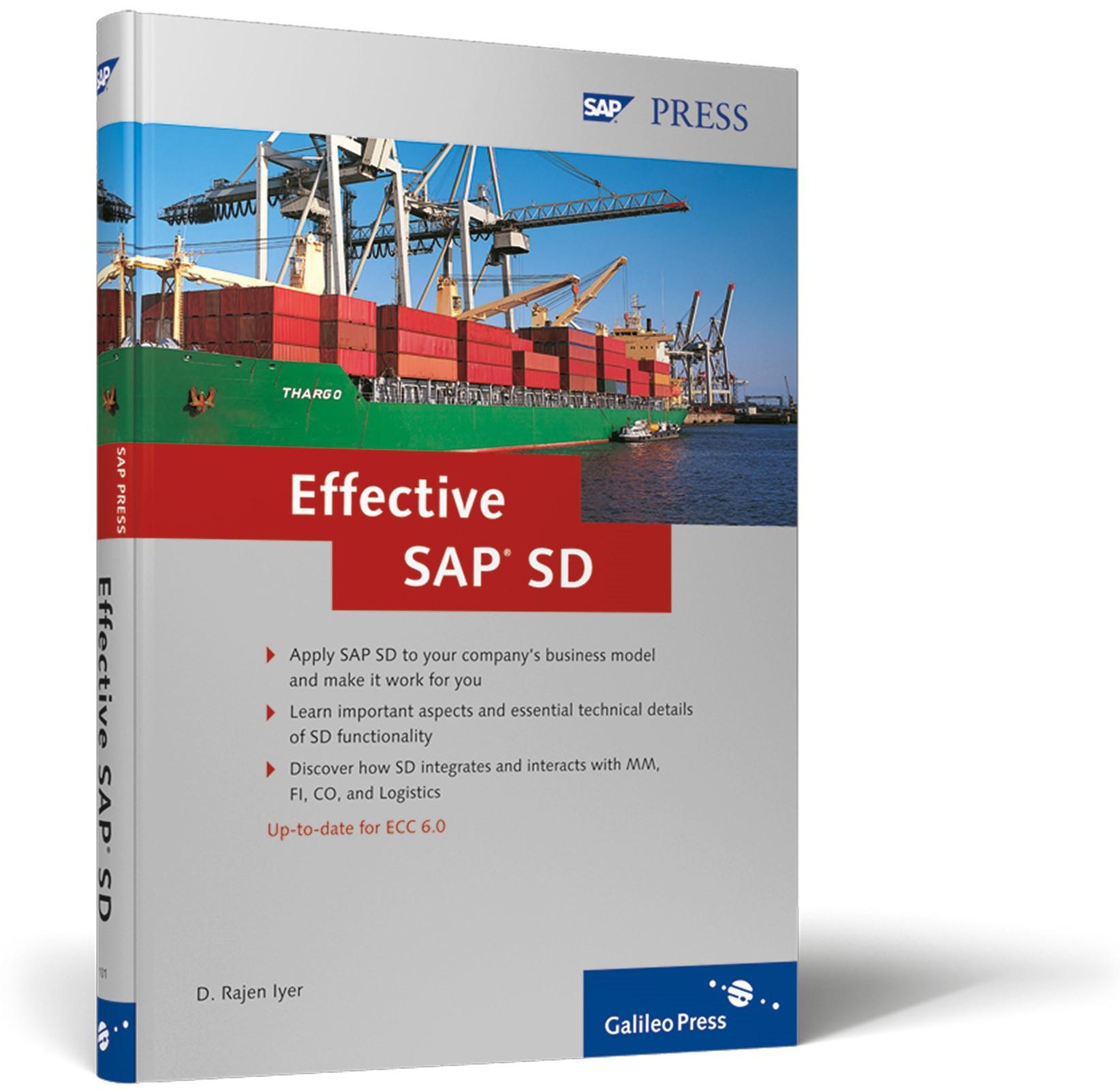 Abbildung von Iyer | Effective SAP SD | 2006