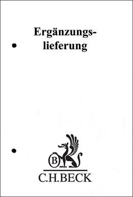 Abbildung von Gesetze des Freistaats Thüringen Ergänzungsband: 7. Ergänzungslieferung - Stand: 10 / 2020 | 1. Auflage | 2021 | beck-shop.de