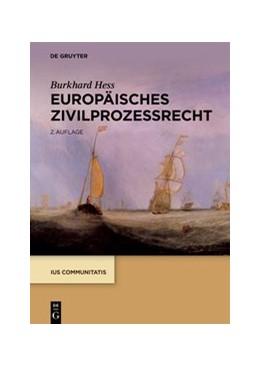 Abbildung von Hess | Europäisches Zivilprozessrecht | 1. Auflage | 2020 | beck-shop.de
