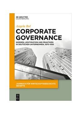 Abbildung von Bol   Corporate Governance   1. Auflage   2021   29   beck-shop.de
