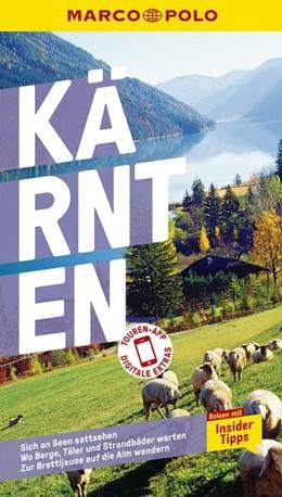 Abbildung von Ebner / Fercher | MARCO POLO Reiseführer Kärnten | 13. Auflage | 2021 | beck-shop.de