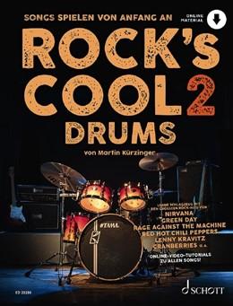 Abbildung von Kürzinger   Rock's Cool DRUMS   1. Auflage   2020   beck-shop.de