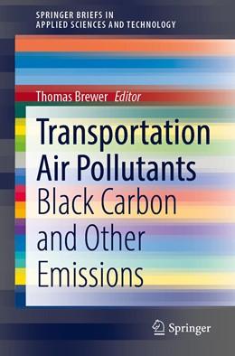 Abbildung von Brewer | Transportation Air Pollutants | 1. Auflage | 2020 | beck-shop.de