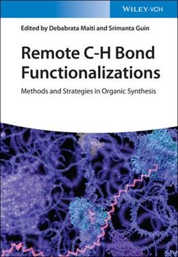 Abbildung von Maiti / Guin | Remote C-H Bond Functionalizations | 1. Auflage | 2021 | beck-shop.de