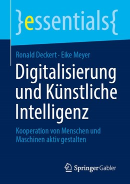 Abbildung von Deckert / Meyer | Digitalisierung und Künstliche Intelligenz | 1. Auflage | 2020 | beck-shop.de
