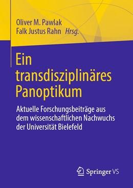 Abbildung von Pawlak / Rahn | Ein transdisziplinäres Panoptikum | 1. Auflage | 2021 | beck-shop.de