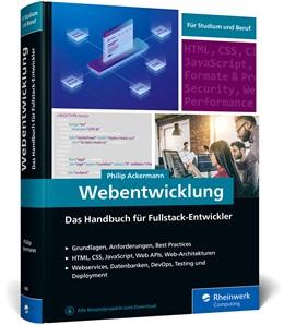 Abbildung von Ackermann | Webentwicklung | 1. Auflage | 2020 | beck-shop.de