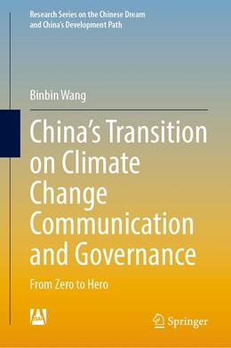 Abbildung von Wang | China's Transition on Climate Change Communication and Governance | 1. Auflage | 2020 | beck-shop.de