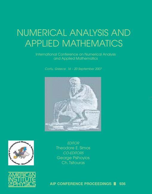 Abbildung von Simos / Psihoyios / Tsitouras | Numerical Analysis and Applied Mathematics | 2007