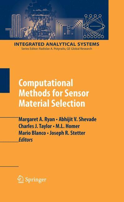 Abbildung von Ryan / Shevade / Taylor / Homer / Blanco / Stetter   Computational Methods for Sensor Material Selection   2009