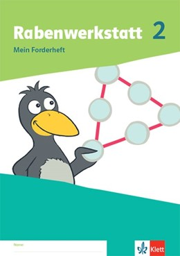 Abbildung von Rabenwerkstatt 2. Mein Forderheft Klasse 2   1. Auflage   2021   beck-shop.de